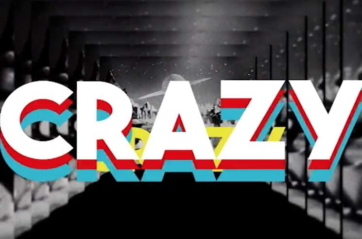"Yukon Blonde ""Crazy"" (lyric video)"