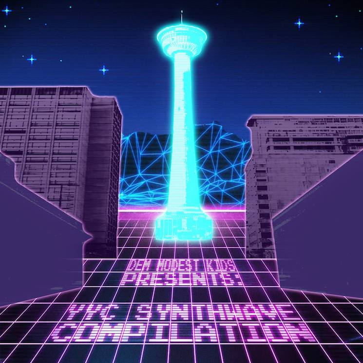 Calgary Goes Retrofuture on the 'YYC Synthwave' Compilation
