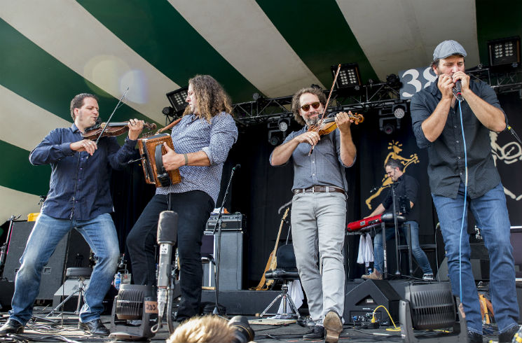 Solo Edmonton Folk Festival, Edmonton AB, August 10