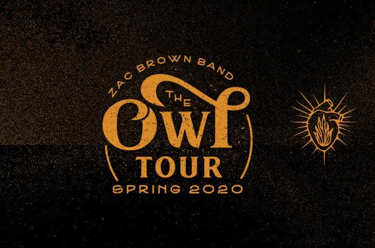 Zac Brown Band Visit Toronto on North American Tour