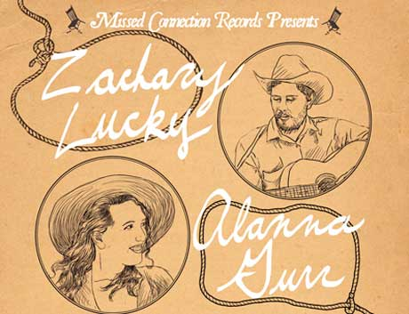 Zachary Lucky and Alanna Gurr Team Up for Western Canadian Tour
