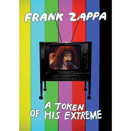 Frank Zappa TV Special 'A Token of His Extreme' Gets Official DVD Release