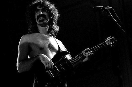 Frank Zappa A Token of His Extreme