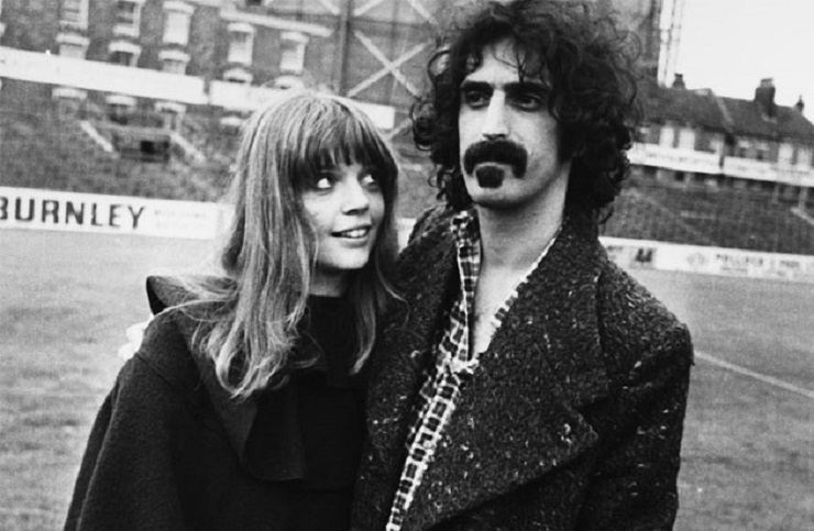 Frank Zappa's Widow Gail Zappa Dies at 70