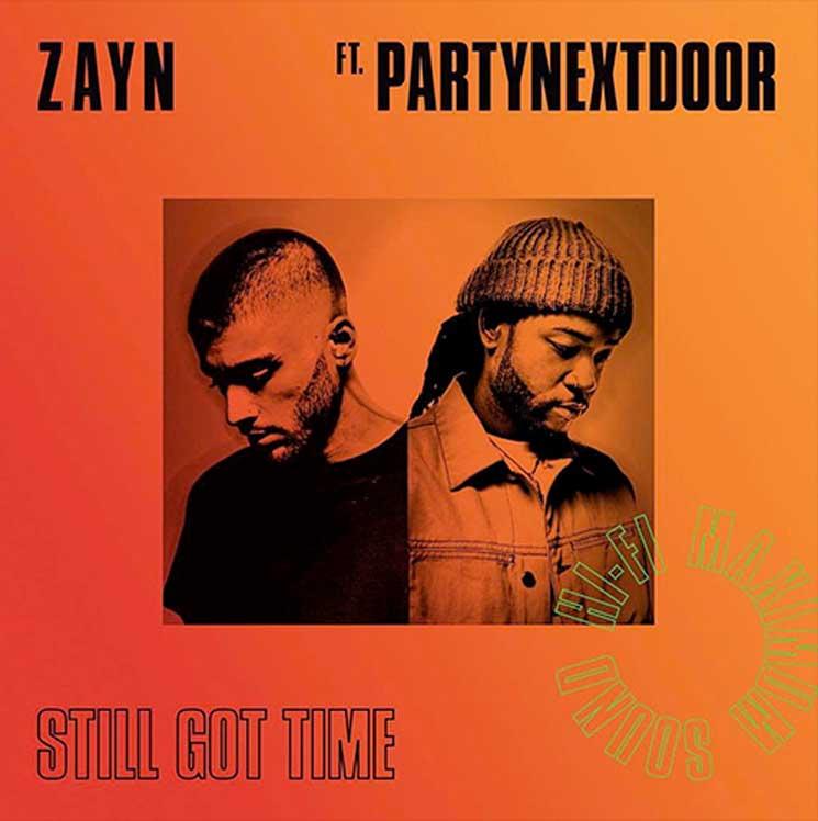 """Hear Zayn and Partynextdoor Team Up on """"Still Got Time"""""""
