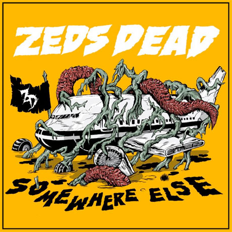 Zeds Dead Tap Twin Shadow, Perry Farrell for 'Somewhere Else' EP