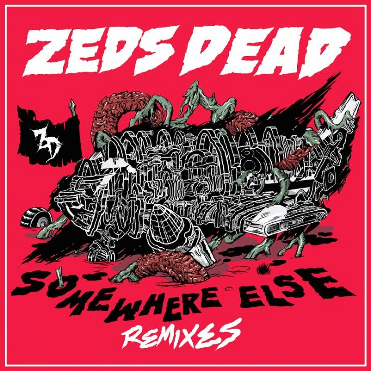 Zeds Dead 'Collapse 2.0' (ft. Memorecks, Jenna Pemkowski)