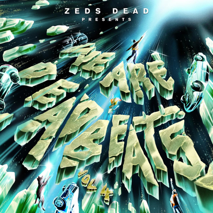 Zeds Dead Announce 'We Are Deadbeats Vol. 4'