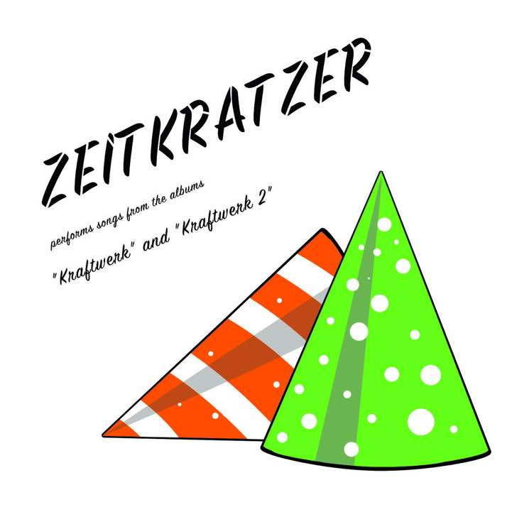 "Zeitkratzer  Performs Songs From the Albums ""Kraftwerk"" and ""Kraftwerk 2"""