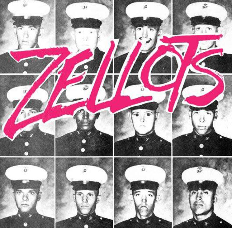 Vancouver Punk Act the Zellots Unearthed for New Release