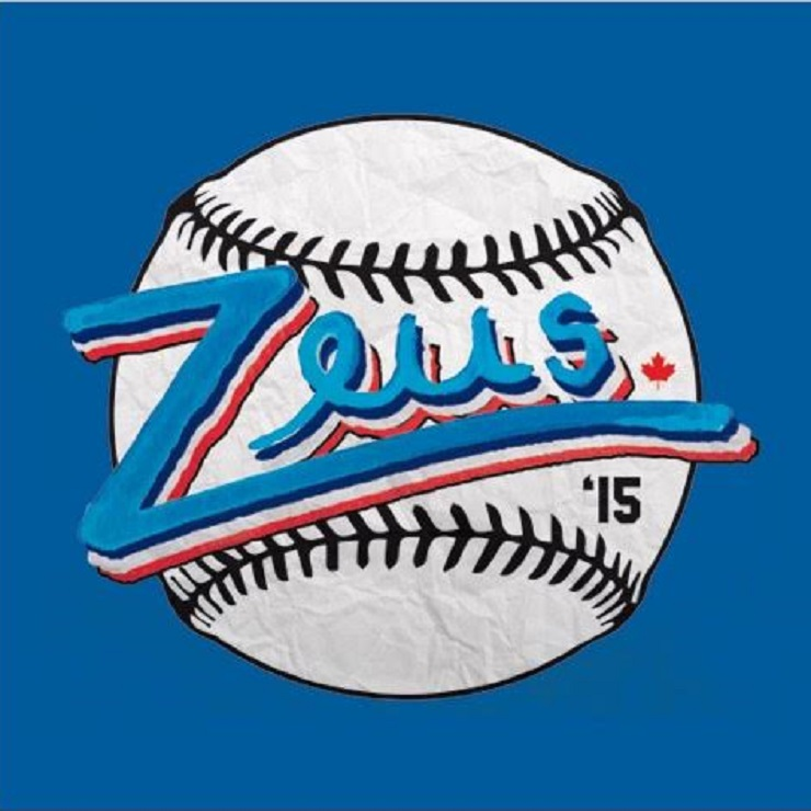 Zeus 'OK Blue Jays' (2015 Postseason Version)