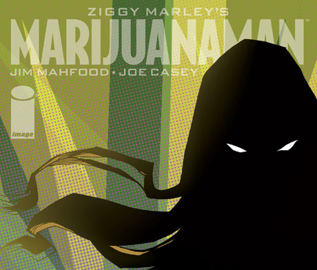 Ziggy Marley Creates Marijuanaman Comic Book