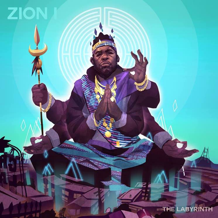 Zion I The Labyrinth