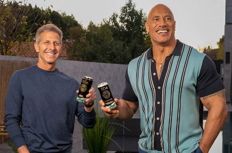 Dwayne 'The Rock' Johnson Is Releasing His Own Energy Drink