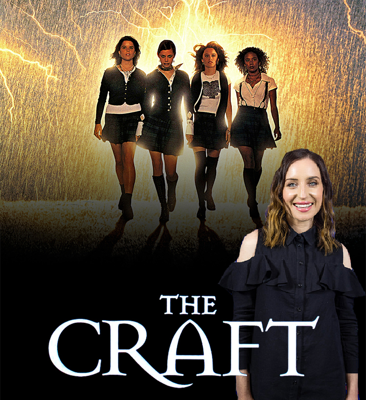 Zoe Lister-Jones to Write and Direct 'The Craft' Reboot