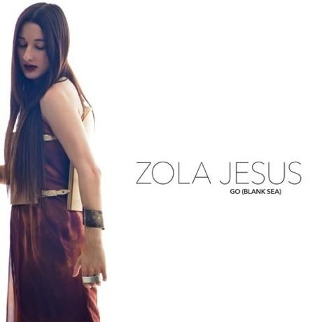 Zola Jesus 'Go (Blank Sea)' (Diplo remix)