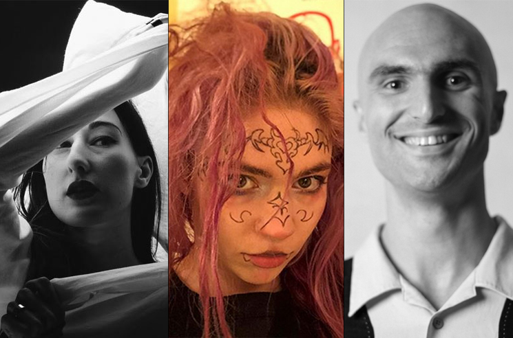 Grimes' Live Music Comments Deemed 'Silicon Valley Fascist Propaganda'