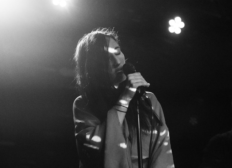 Zola Jesus / Townes The 27 Club, Ottawa ON, September 25