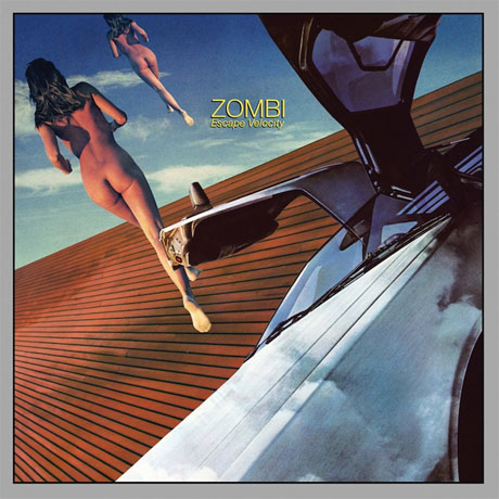 Zombi Reach <i>Escape Velocity</i> on New Album