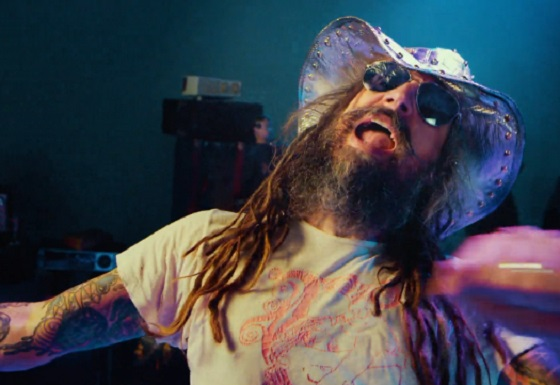 "Rob Zombie ""Get High"" (video)"