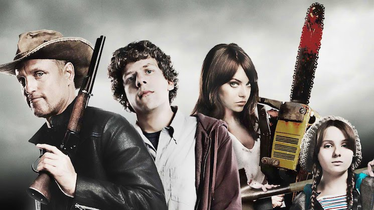 The 'Zombieland' Sequel Begins Production in January