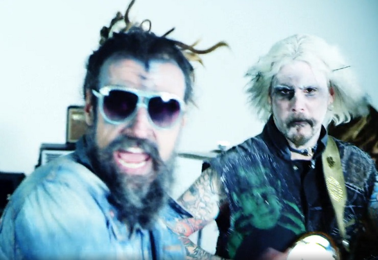 Rob Zombie 'Medication for the Melancholy' (video)