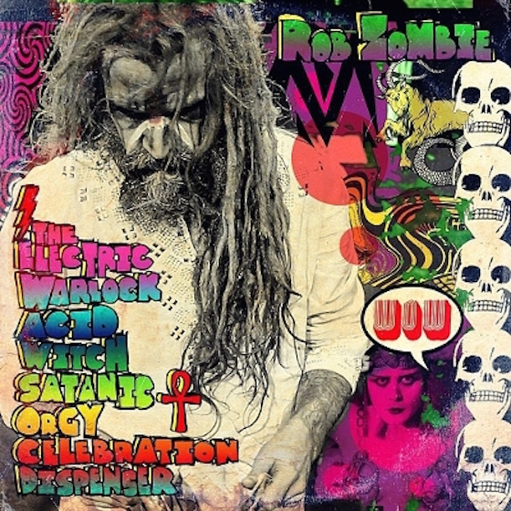 Rob Zombie Returns with New Solo Album