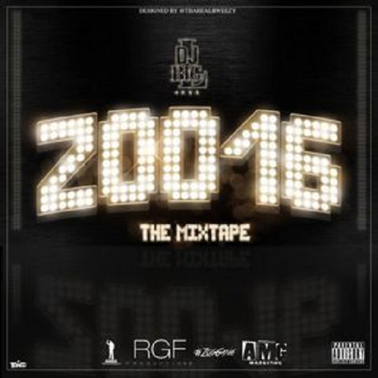 "Fetty Wap 'Zoo 16: The Mixtape' /  ""Go Hard Boyz (Banshee)"""