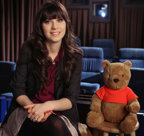 "M. Ward & Zooey Deschanel ""Winnie the Pooh"" theme song"