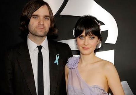 Zooey Deschanel and Ben Gibbard Reportedly Announce Break-Up