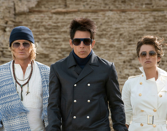 Zoolander 2 Directed by Ben Stiller