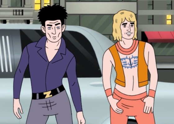 Watch the Trailer for the 'Zoolander' Cartoon Movie