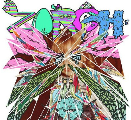 "Zorch ""Cosmic Gloss"" / ""E.M.F."""