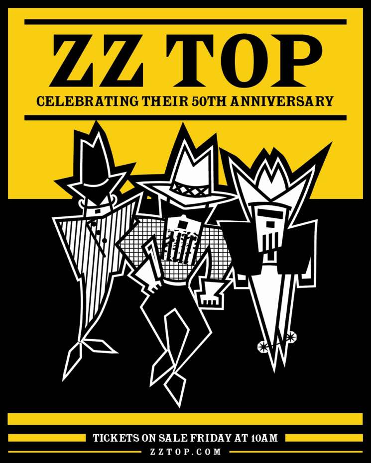​ZZ Top Unveil 2020 Canadian Tour