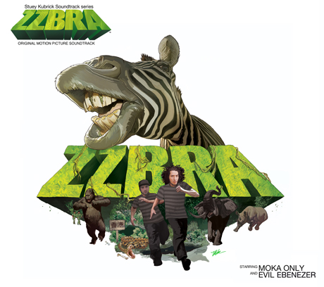 ZZBRA The Original Motion Picture Soundtrack