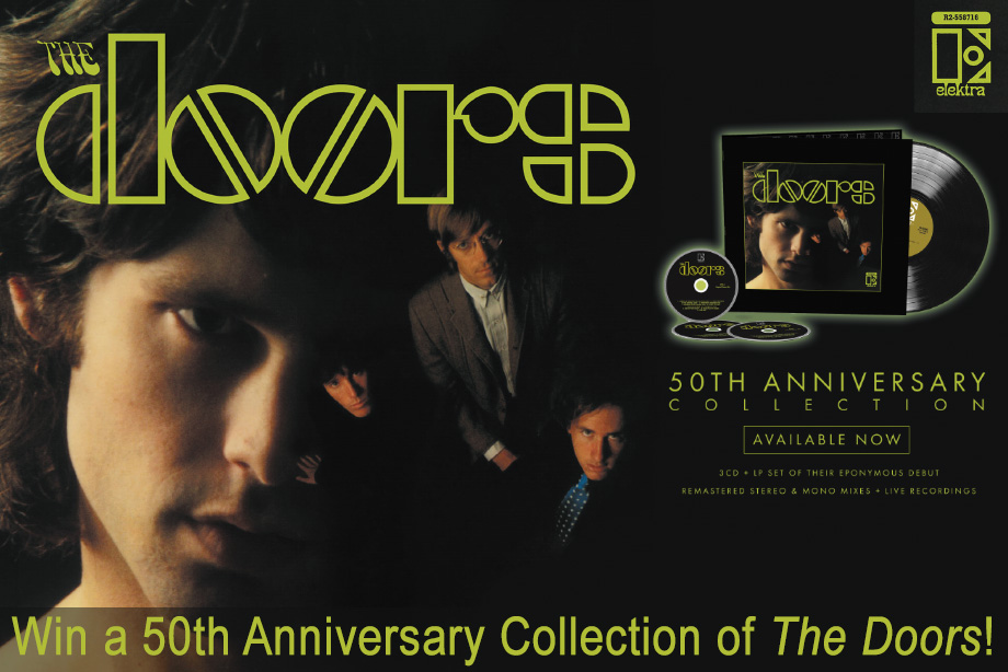 The Doors - 50th Anniversary Collection