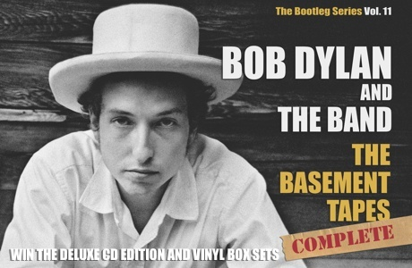 Bob Dylan and the Band: The Basement Tapes