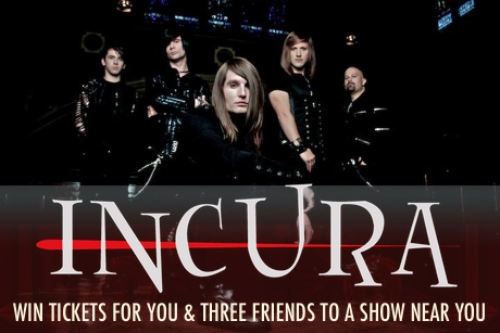 Incura's Theatre of Anarchy Tour