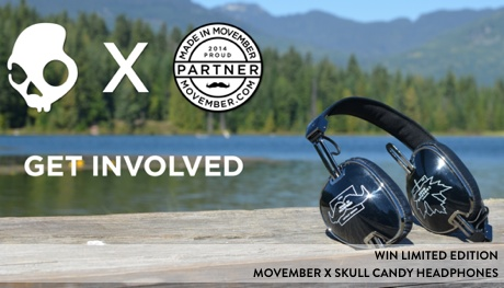 Skullcandy X Movember