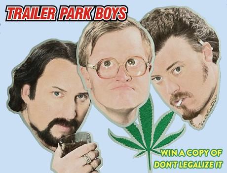 4 Hours 20 Minutes Trailer Park Boys Theme - YouTube