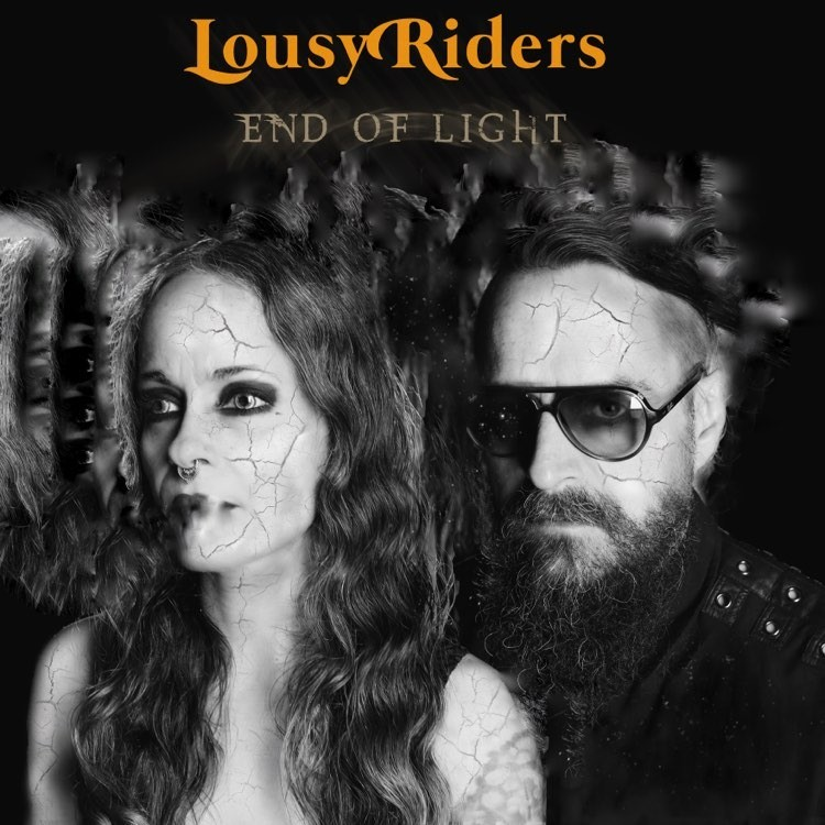 Lousy Riders Infuse Their Stoner Metal with Melody and Guitar Solos on 'End of Light'