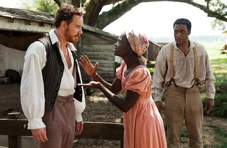 12 Years a Slave - Directed by Steve McQueen