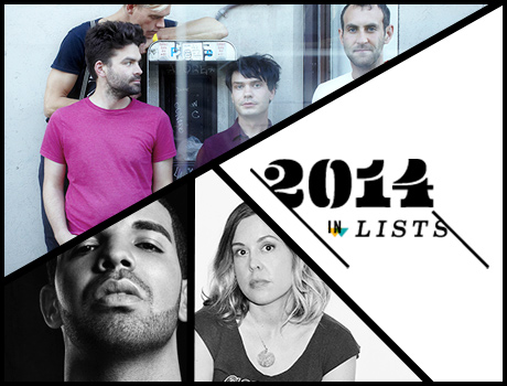 Exclaim!'s 2014 in Lists:Top 20 Most Anticipated Albums of 2015