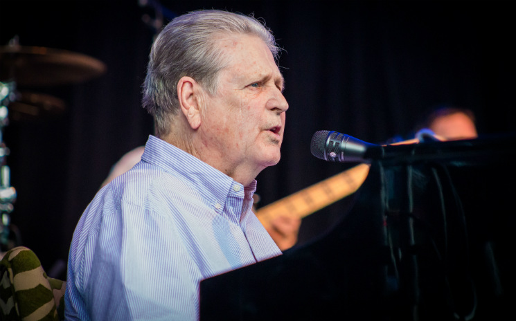 Brian Wilson presents 'Pet Sounds'Confederation Park Main Stage, Ottawa ON, July 3