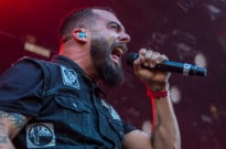 Killswitch Engage Cancel Shows Due to Singer Jesse Leach Needing Vocal Cord Surgery
