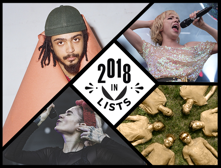 Here Are Exclaim!'s 22 Most Anticipated Canadian Albums of 2019