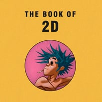 Gorillaz Share 'The Book of 2D'