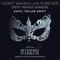 Hear Taylor Swift and Zayn's 'Fifty Shades Darker' Song