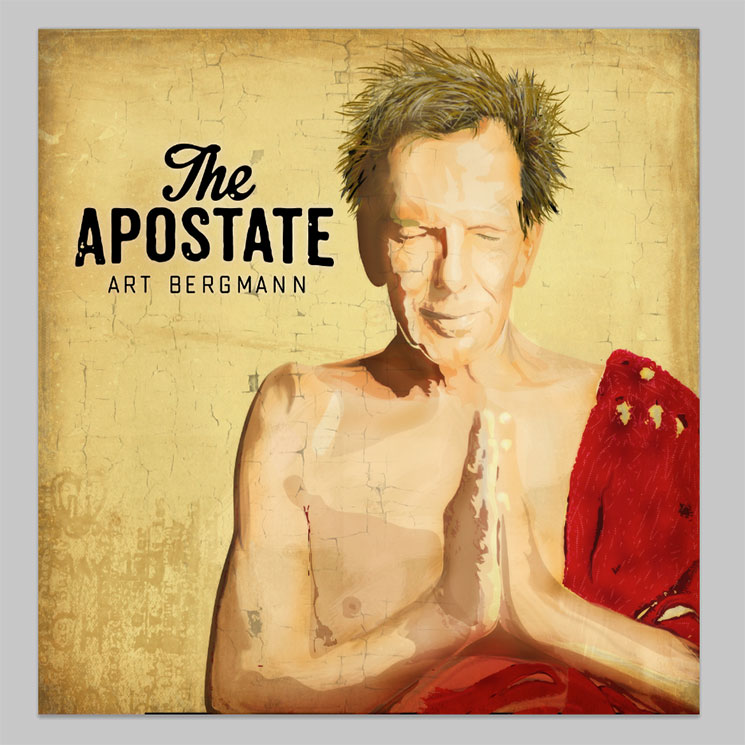 Art Bergmann Returns with 'The Apostate,' Premieres New Track