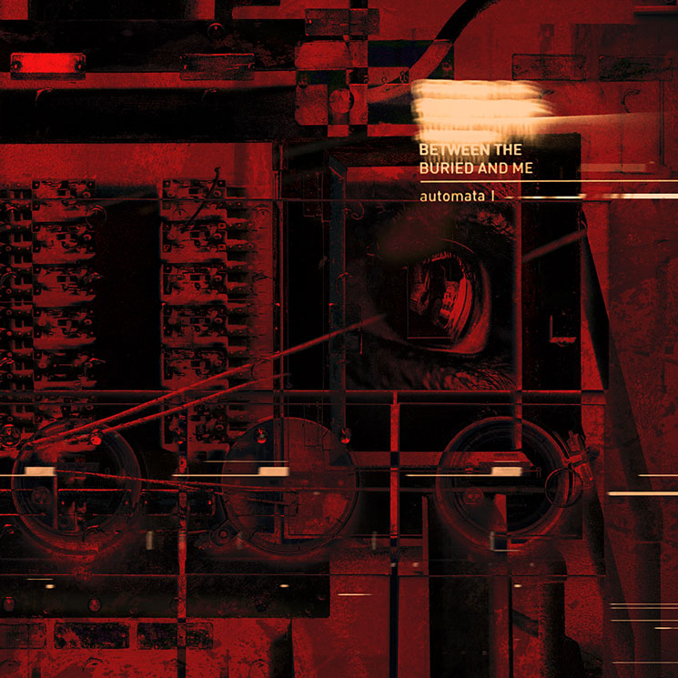 Image result for between the buried and me automata